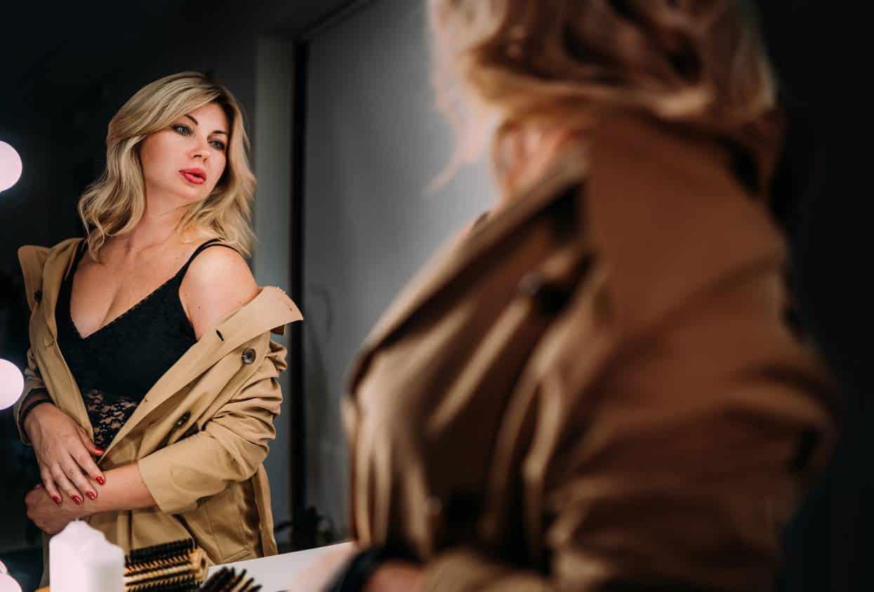 sesión de fototerapia boudoir fotógrafo profesional
