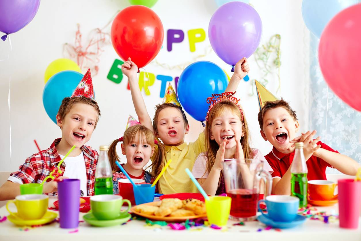 Fiesta de cumpleaños de niños Lego